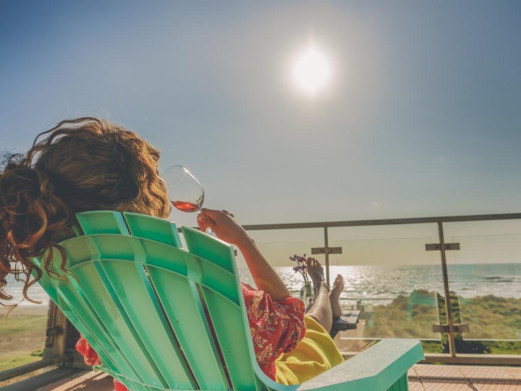 Double En-suite - With Beach-facing Balcony