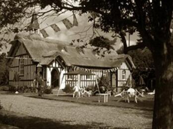 "Little Stretton Church - ""Teas to Please August Bank Holiday"""