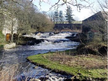 Falls, River Forss