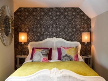 The Gloucester Old Spot - Double Room - En-suite Shower