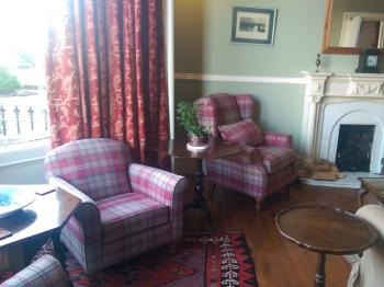 The Drawing Room is a comfortable place to relax