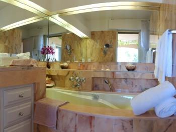 Salle de bain Suite St-Clair