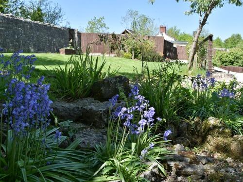 BroadRock Garden from Woodcroft Room