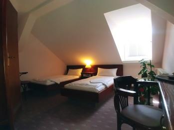 Zweibettzimmer-Komfort-Eigenes Badezimmer