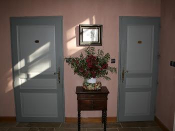Hall d'entrée.