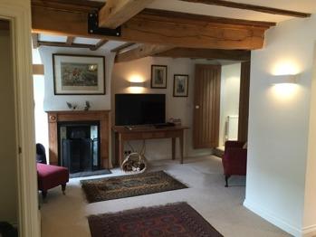 Ivy Cottage - Sitting Room