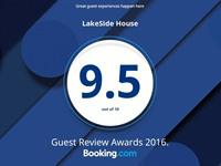 For the fifth year running we have been voted as Exceptional by our Booking.com guests, an accolade we are extremely proud of.