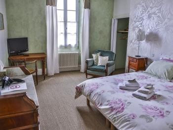 Alexander Chambre - lit double