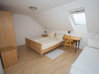 Doppelzimmer 1 Suite