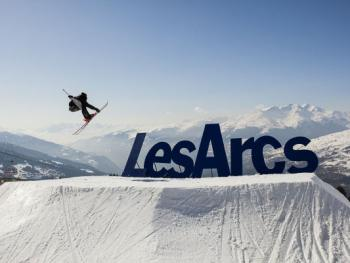Ski - Les Arcs