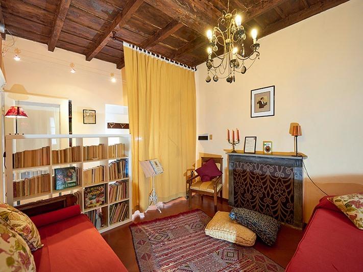 Appartamento-Bagno privato-Vista giardino-Rossini