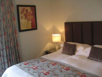 POLDHU BEDROOM - NAMED AFTER OUR NEAREST BEACH - THE BEAUTIFUL POLDHU COVE