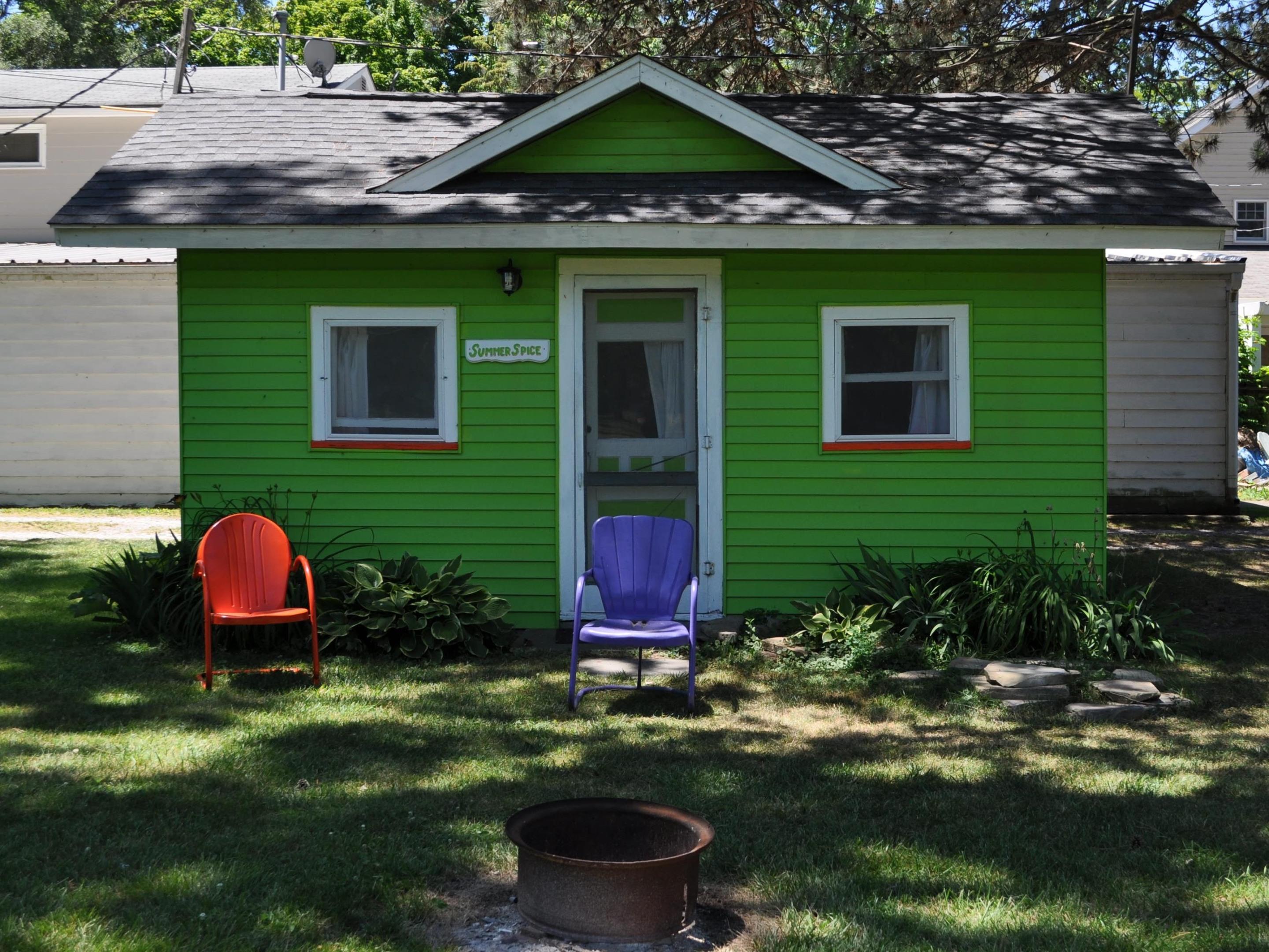 Summer Spice Cottage