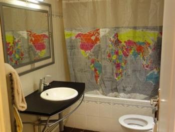 Twin-Confort-Salle de bain Privée