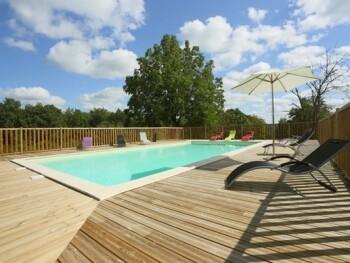 piscine sécurisée, 12x6m