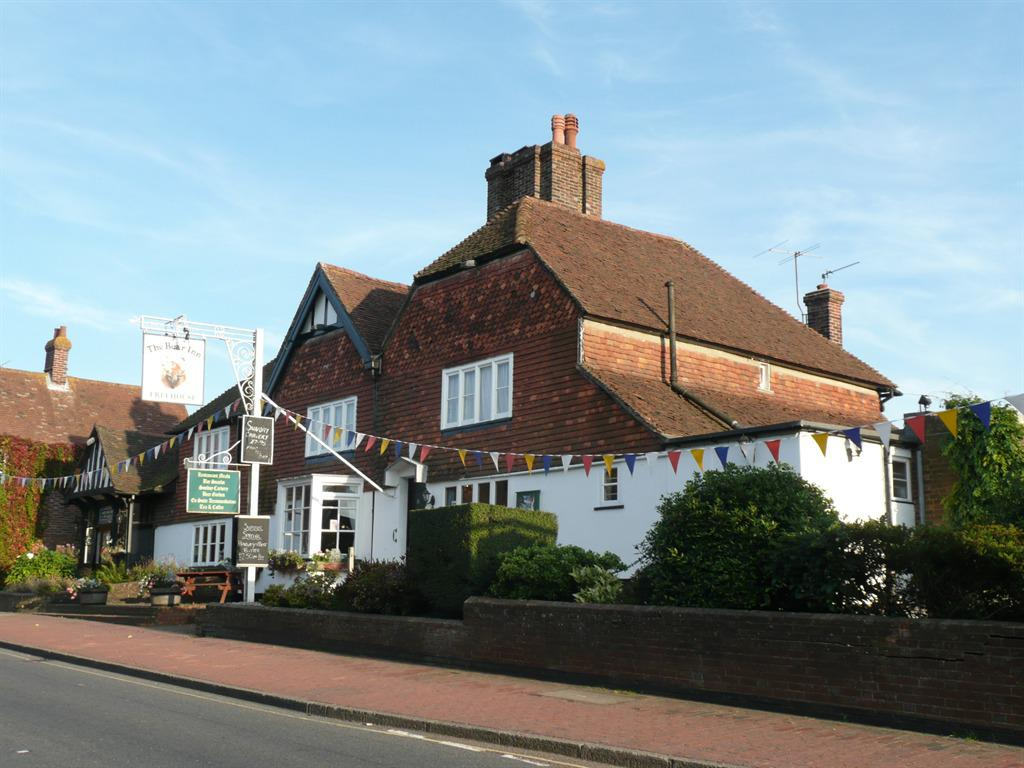 Main pub view from road