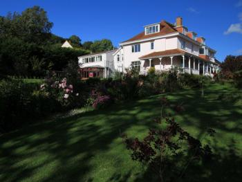 Dunkery Beacon Country House - luxury accommodation and dining