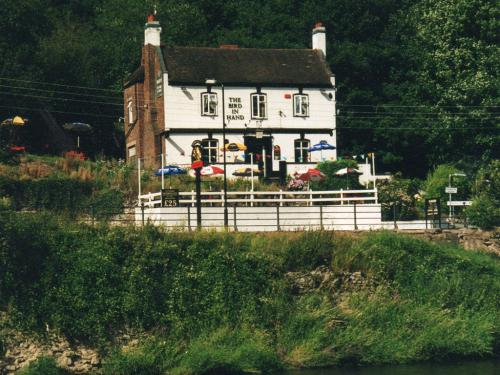 View of our Riverside Inn