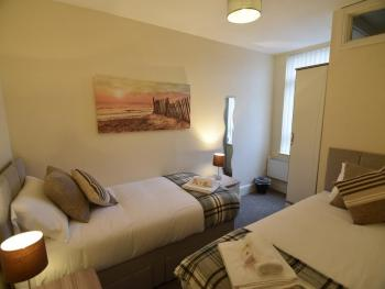 Apartment 3 - Bedroom