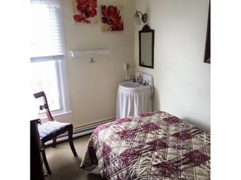 Single room-Shared Bathroom-Standard-Room 06 Single Bed on Sec