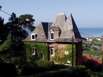 Villa Marguerite, façade Sud.