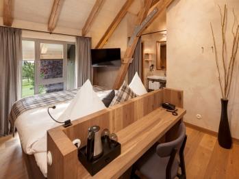 Doppelzimmer-Ensuite Bad-D'Hollerbusch