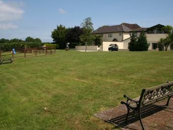 Rear Garden & Children's Play Area