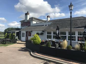 The Old Red Lion Inn - Main building