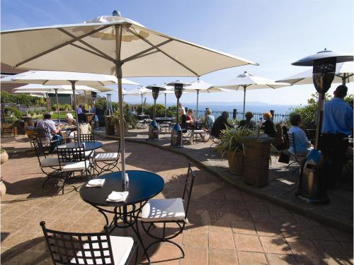 Pebble Beach Terrace Al Fresco Dining