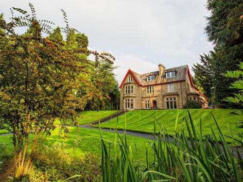 Set in private, mature grounds, the Hotel is located on the South side of Hawick