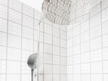 Superior king shower