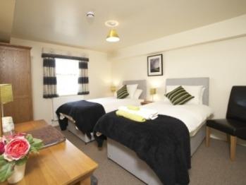 Double room-Ensuite-Hutton 1st Floor - Shower
