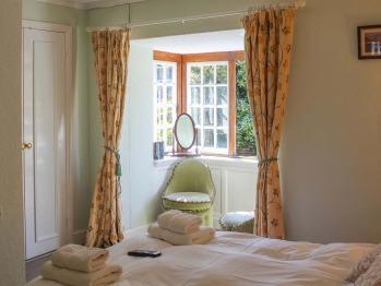 Double room-Ensuite-First Floor Garden View