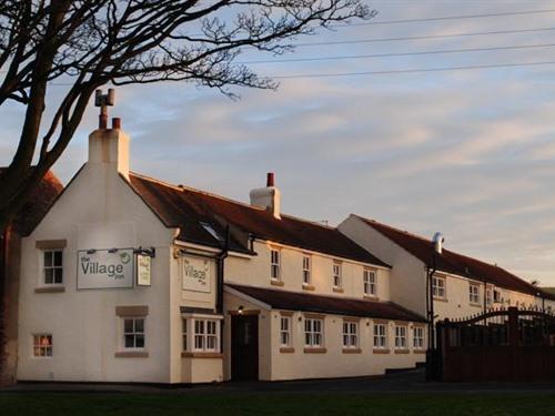 Front of Inn