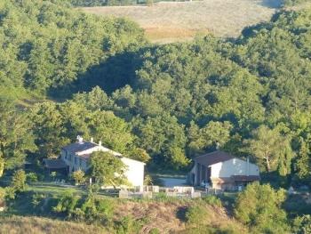 Le Frêne-Double-Confort-Salle d'eau-Vue sur Montagne - Le Frêne-Double-Confort-Salle d'eau-Vue sur Montagne