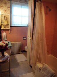 room 3 private hall bathroom