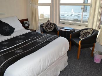 Double room-Luxury-Ensuite with Shower-Sea View