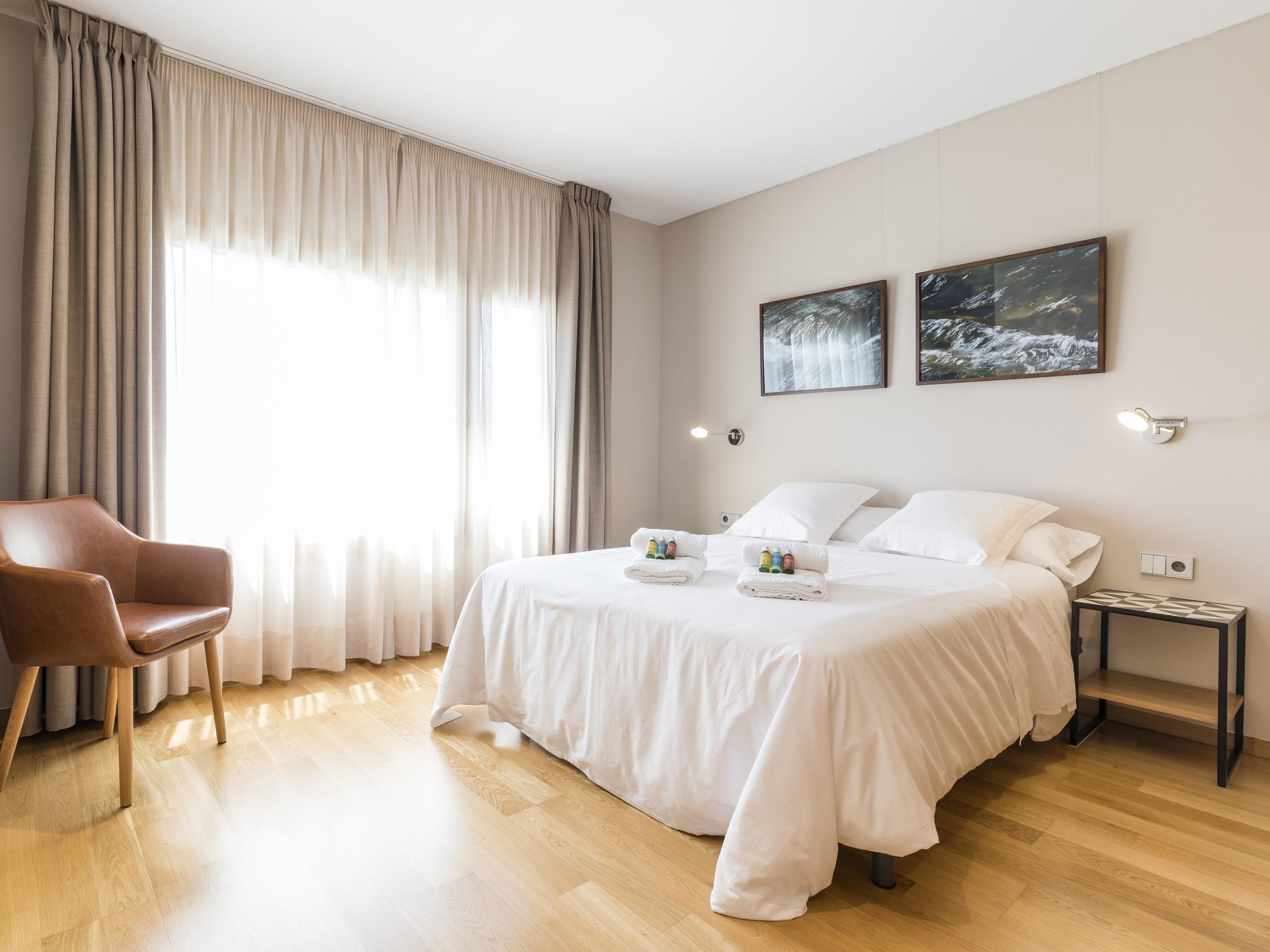 Suite-Baño en la habitacion-Vista al Jardín-171 - Tarifa Base