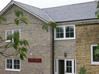 The lodge - Accommodation