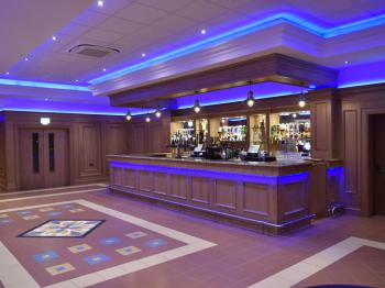 Dance Hall Side Bar
