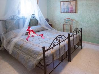 camera da letto per fughe romantiche