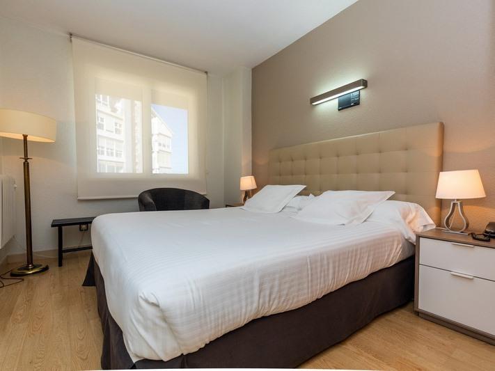 Apartamento de 1 dormitorio hasta 4 adultos