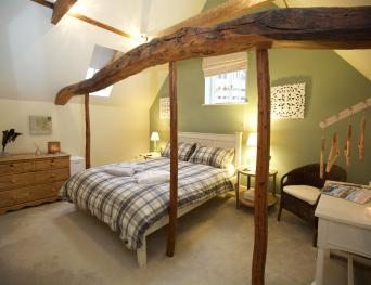 Double room-Ensuite with Shower-The Hayloft - Double room-Ensuite with Shower-The Hayloft