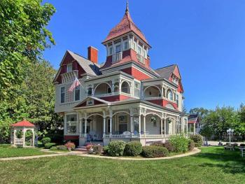 Grand Victorian House