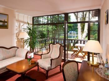 Doppelzimmer mit Balkon Superior
