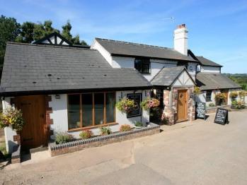 The Oak Inn Staplow - The outside of our Inn