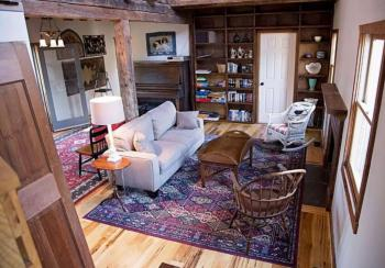 Second living room.