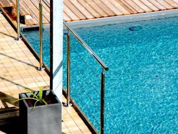 Villa Lascaux - Piscine et terrasses