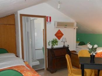 Camera doppia-Standard-Bagno privato-Vista parco-Attico