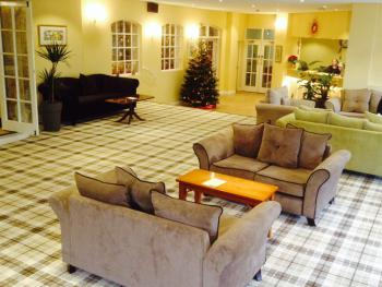 Eden House Hotel - Lounge Area